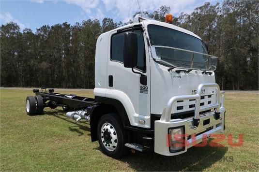 2010 Isuzu FTR 900 Long Used Isuzu Trucks - Trucks for Sale