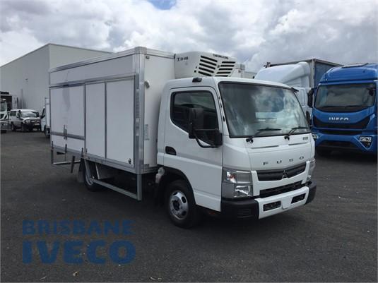 2013 Mitsubishi Canter 515 Wide Iveco Trucks Brisbane - Trucks for Sale