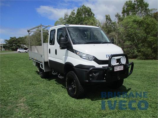 2016 Iveco Daily 55s17W 4x4 Iveco Trucks Brisbane - Trucks for Sale