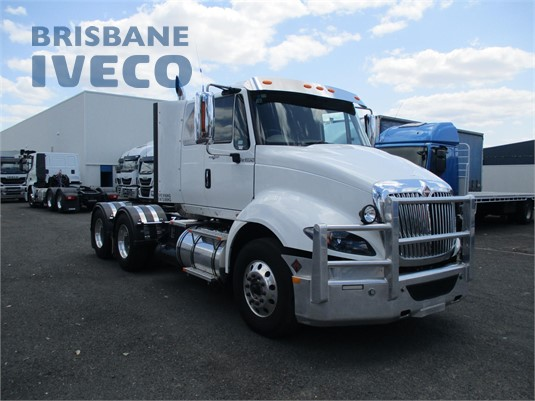 2017 International ProStar Iveco Trucks Brisbane - Trucks for Sale
