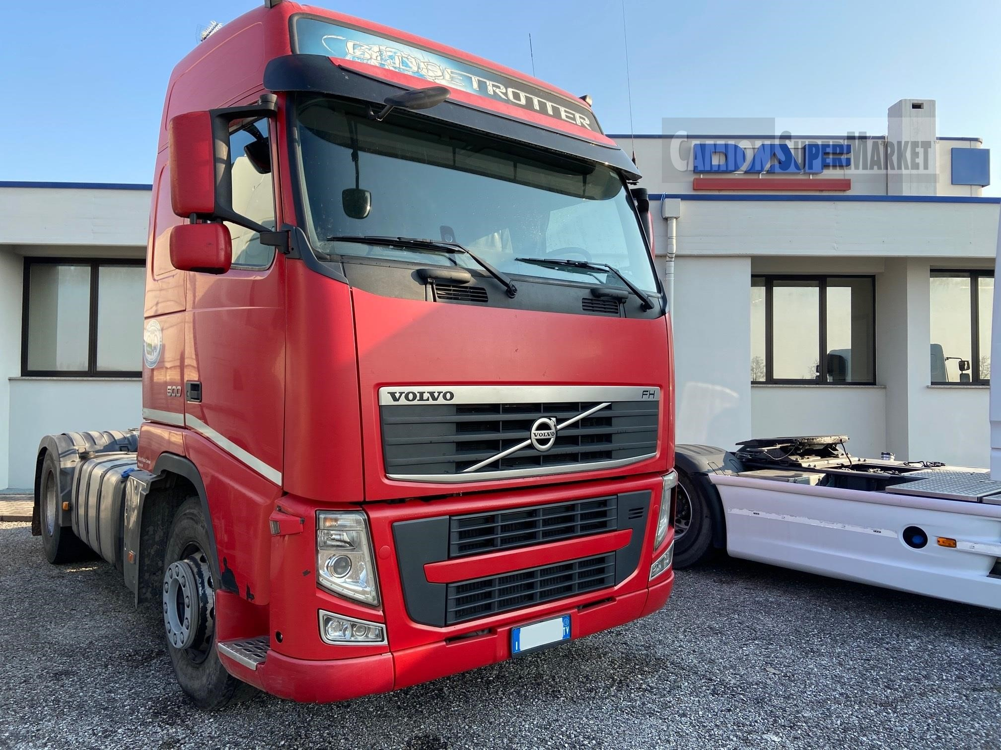 Volvo FH500 used 2010