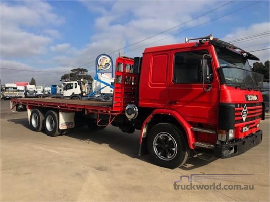 1996 Scania P113H/M - Trucks for Sale