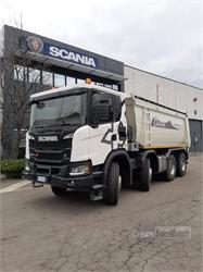 SCANIA G500  Uzywany