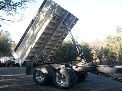 End Dump Trailers For Sale In