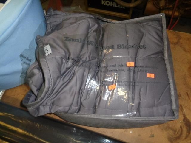 Zonli Weighted Blanket Superior Auction Sales