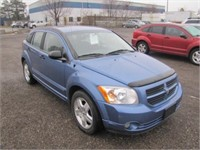 2007 DODGE CALIBER 135168 KMS