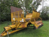 Hay and Forage Equipment - Tub Grinders/Bale Proce