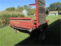 Hay and Forage Equipment - Other  NEW HOLLAND 166