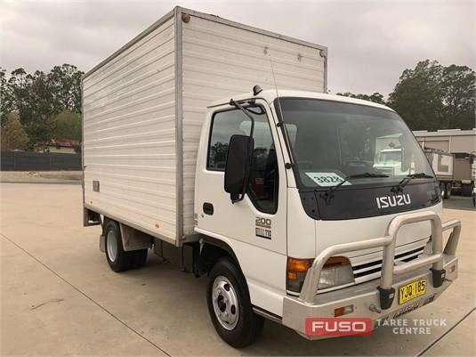 2002 Isuzu NPR 200 Taree Truck Centre  - Trucks for Sale