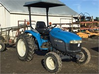 NEW HOLLAND 1530 Tractor, MFWD