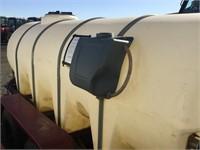 2016 PBM 1000 Gallon 2-Axle Poly Tank Trailer