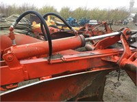 YONKERS-JOHNSON 300A Pull V Ditcher