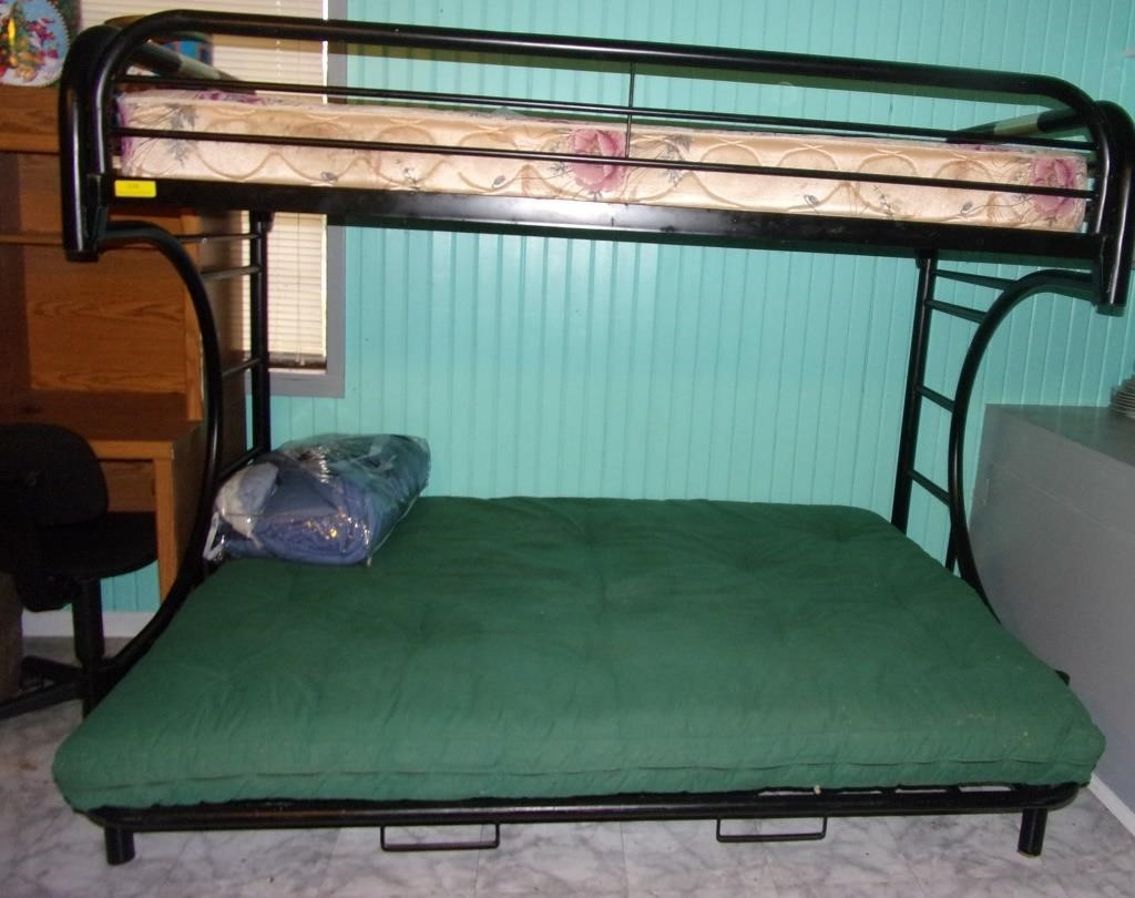 Futon Bunk Bed Sas Auction Service