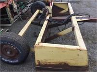 Custom 10' Drag Box Scraper