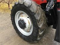 2014 CASE IH Maxxum 140 Tractor, MFWD