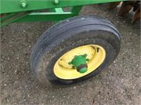 JOHN DEERE 225 8.5' Offset Wheel Disc