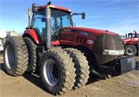 CASE IH Magnum 305 Tractor, MFWD