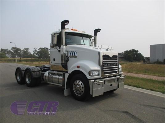 2010 Mack Trident CTR Truck Sales - Trucks for Sale