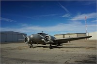 City of Yerington Lien Sale - 1944 Beech Model 18 Airplane