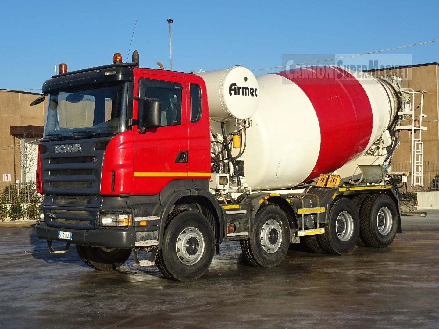 Scania R420 used 2007