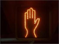 LED Walk / Don't Walk Light w/ Brackets