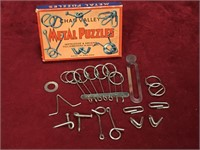 Vintage Chad - Valley Metal Puzzles