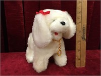 Little Charmy Electronic Toy Dog - Not Tested