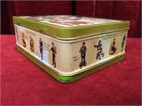 1997 GI Joe Tin Lunch Box