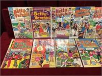 15 Betty and Veronica Comics