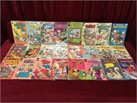 24 Walt Disney Comics