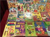 25 Various Comics