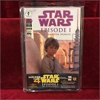 The Phantom Menace 4 - Comic Book Series - Sealed