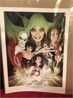Justice League Dark No 1 Print by Ryan Sook