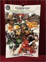 """DC Comics Brightest Day Promo Poster -22"""" x 33.75"""""""