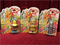 3 Wind-up Wizard of Oz Toys (c)1975