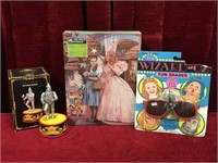 Wizard of Oz Music Box, Puzzle & Fun Shades