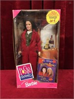 Rosie O'Donnell Friend of Barbie Doll (c)1999