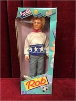 "12.25"" Rob (Maxie's Boyfriend) Doll"