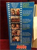 "Daddy Warbucks of Annie 7"" Figure (c)1982"