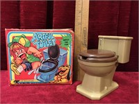 4 Vintage Gag Toys - Not Tested