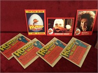 1986 Topps Howard the Duck Card Set
