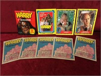 1987 Topps Harry And The Hendersons Card Set