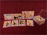 1991 American Gladiators Card Set