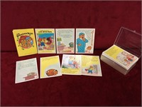 1992 Berenstain Bears Story Card Set