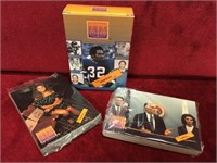 O.J. In Pursuit of Justice 50-Card Set + Extras
