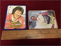 137 1978 Race Car Driver Patches - 10 Drivers