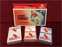 Clubhouse Baseball Card Game (1984)