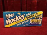 1992 Topps 528 Hockey Card Set - Sealed