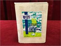 90/91 ProSet Football Association Collector Cards