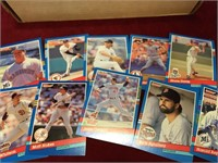 1991 Donruss Baseball Cards
